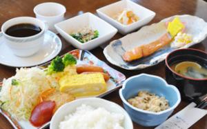 日替りの朝定食
